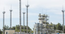Withdrawal begins at Inčukalns Underground gas storage - {SITE_TITLE}