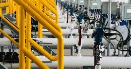 Noslēgusies Inčukalna pazemes gāzes krātuves dabasgāzes izņemšanas sezona - {SITE_TITLE}