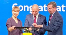 The two-direction natural gas pipeline of Estonia and Finland - Balticconnector is officially opened - {SITE_TITLE}