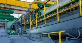 The modernization of gas transfer facility in Inčukalns Storage will be carried out by