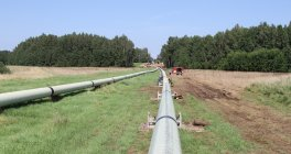 INFORMATION on transmission gas pipeline and their object protection zones, restrictions of economic activity in the protection zones - {SITE_TITLE}