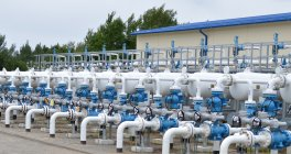 Pumping of natural gas in Inčukalns underground gas storage is completed - {SITE_TITLE}
